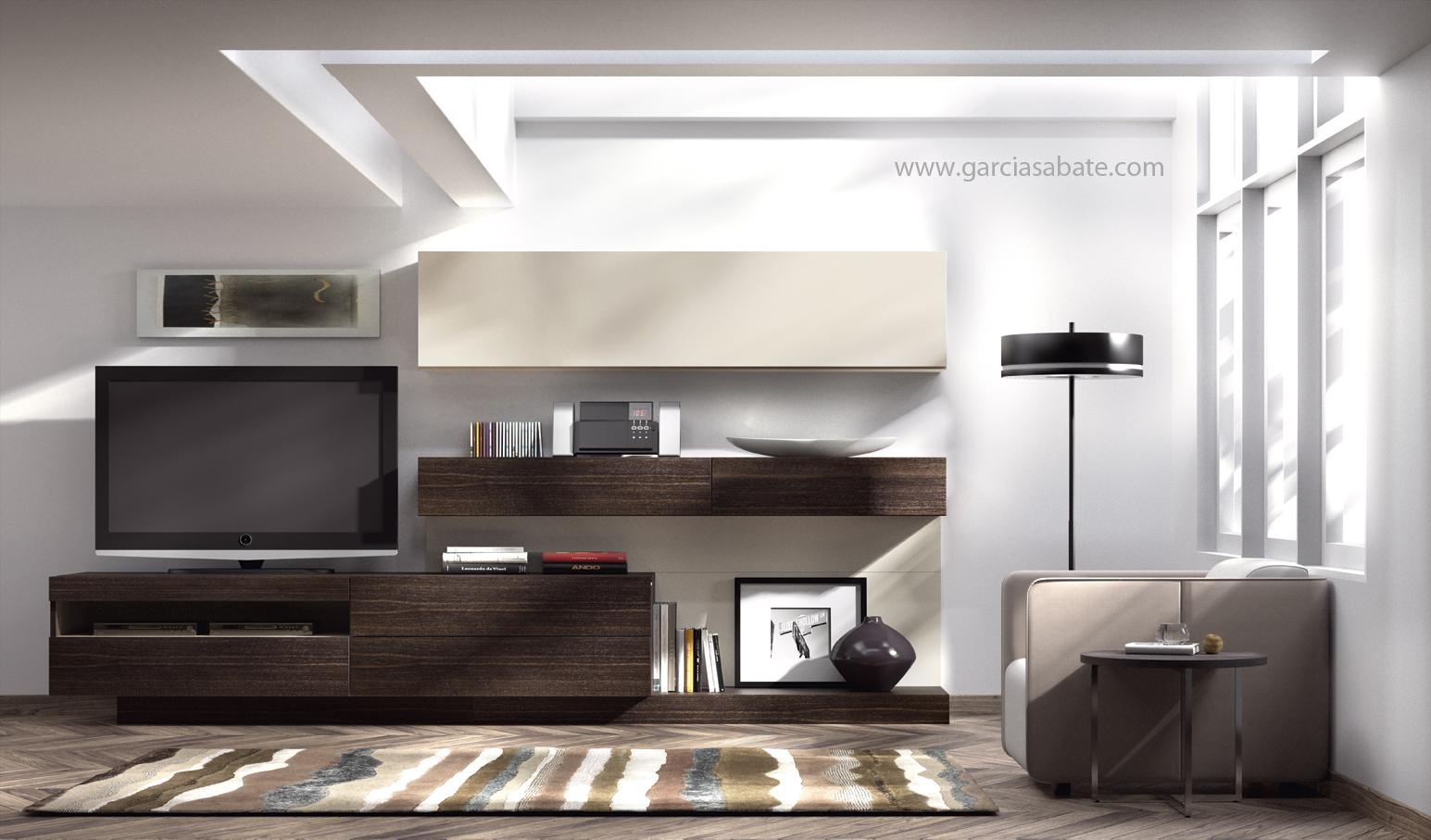 Muebles de salon modernos italianos top mueble de saln for Muebles salon diseno italiano