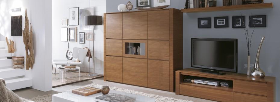Combinar el color de las paredes con los muebles modernos for Muebles oscuros paredes claras