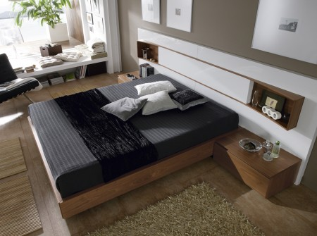 Combinar el color de las paredes con los muebles modernos for Muebles garcia sabate