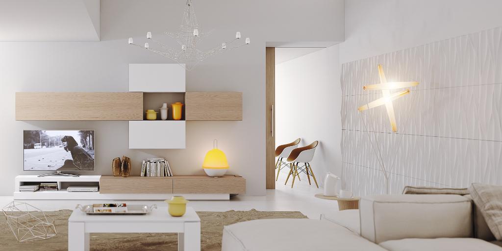 muebles blancos para salon decoracion casera mpmuzicnet ud muebles roble y blanco