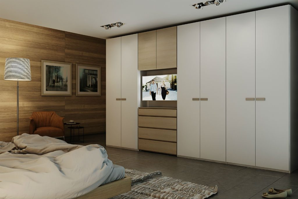 Armario life garc a sabat mueble moderno for Armarios de habitacion