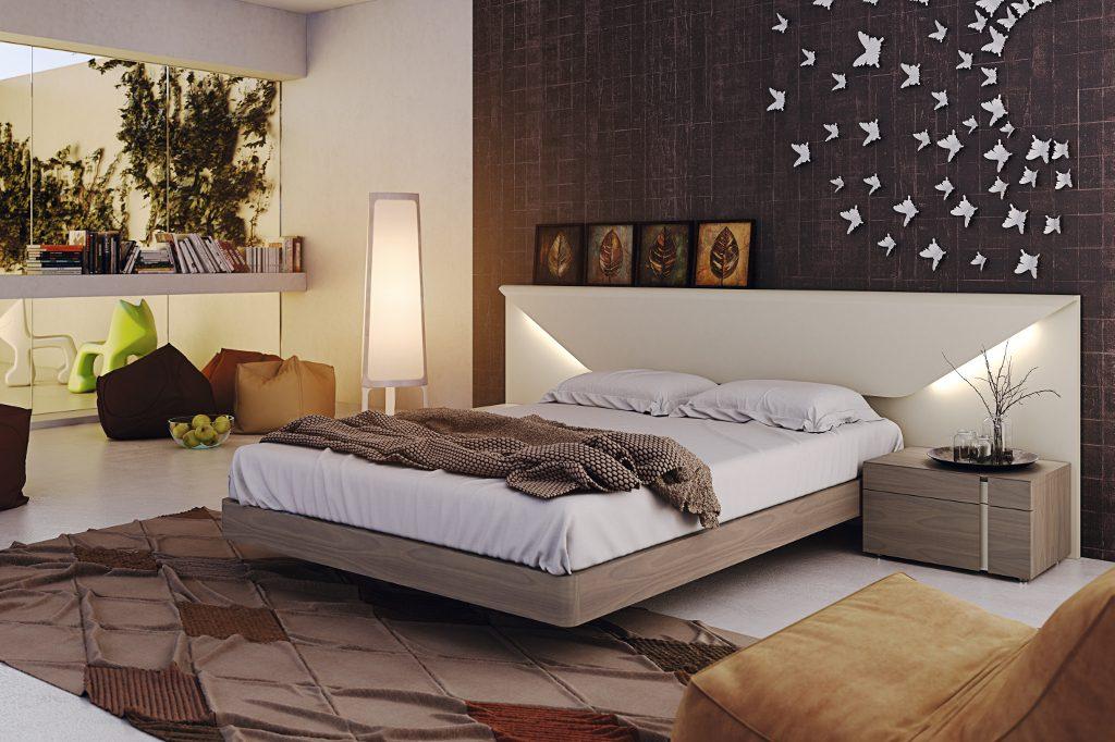 Dormitorio life garc a sabat mueble moderno for Amueblar habitacion matrimonio