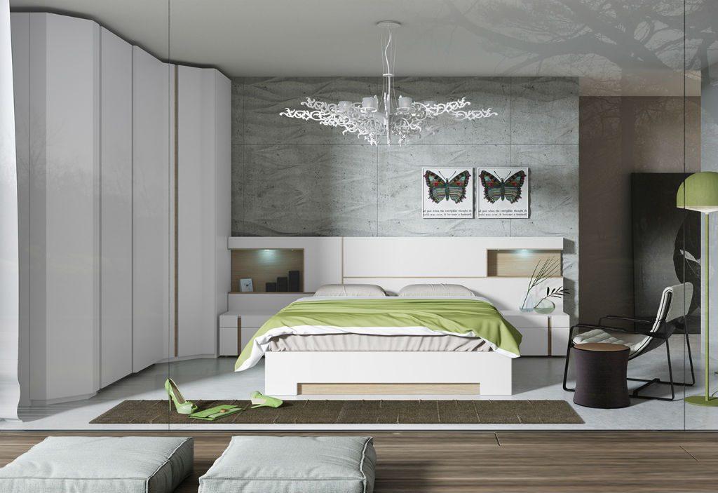 dormitorio life garc a sabat mueble moderno