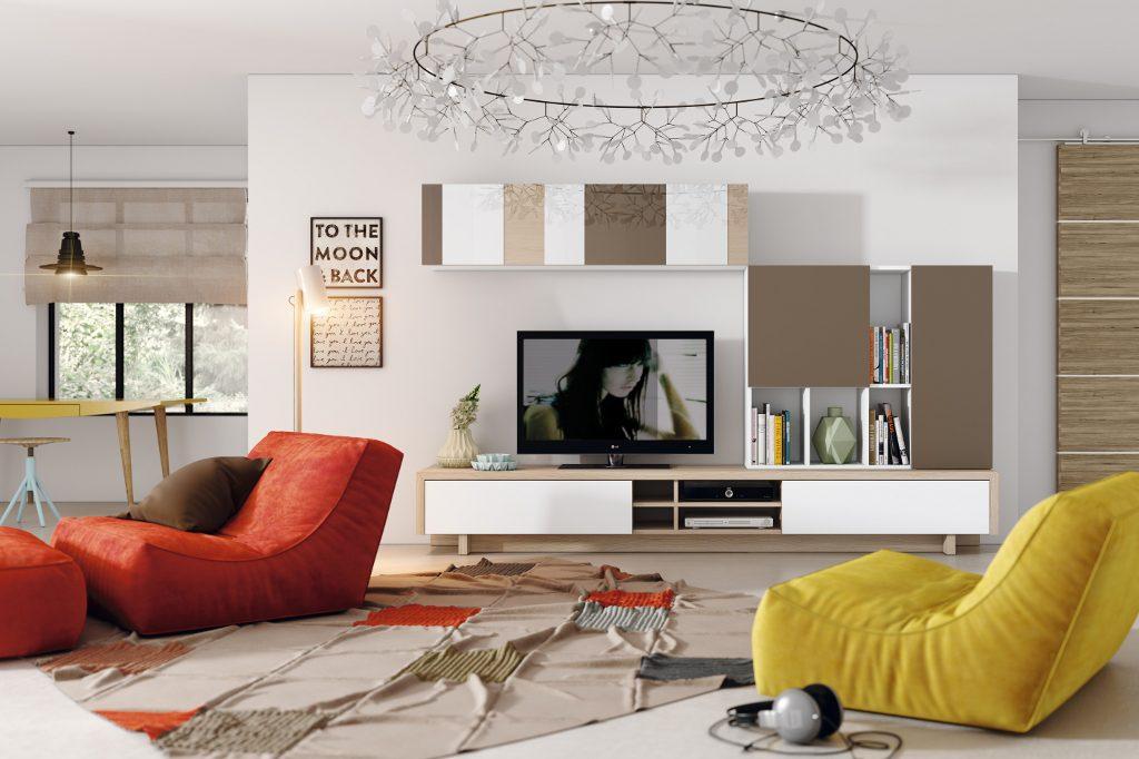 Colecci n natural garc a sabat mueble moderno - Muebles de salon originales ...