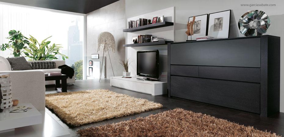 5 ideas de decoración para salones modernos - García Sabaté - Mueble ...