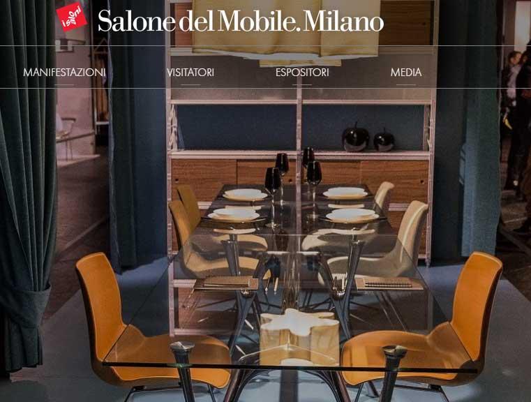 Feria del mueble de Milan