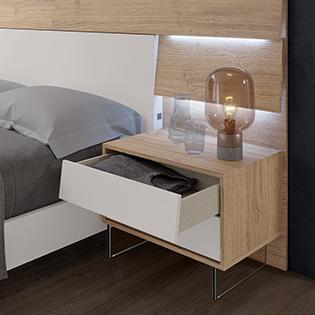 Aportar calidez al ambiente a través de los muebles