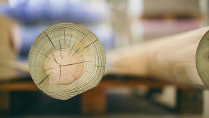 Decora con muebles de madera de roble