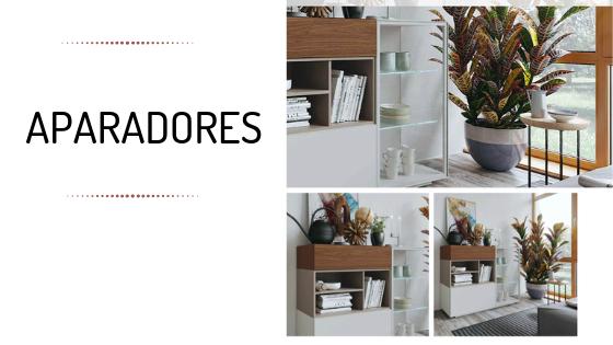 Aparadores: diferentes estilos para decorar el comedor - García ...