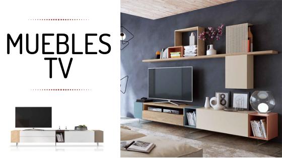 muebles tv estilos