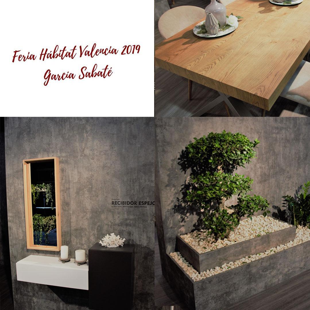 Feria habitat 2019 muebles modernos